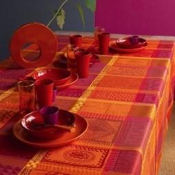 Tischdecken & Tischläufer Mille Wax