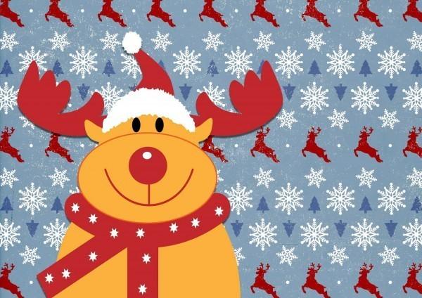 Geschenkgutschein Weihnachtsmotiv 6