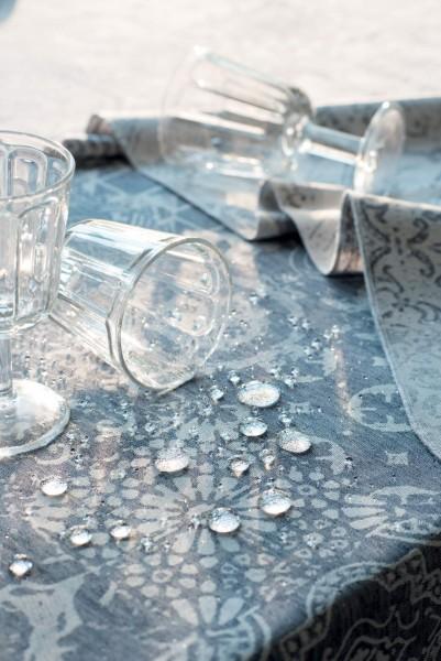 Abwaschbare Tischdecke Mille Azulejos Enduit