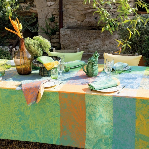 Abwaschbare Tischdecke Mille Esprit Enduit