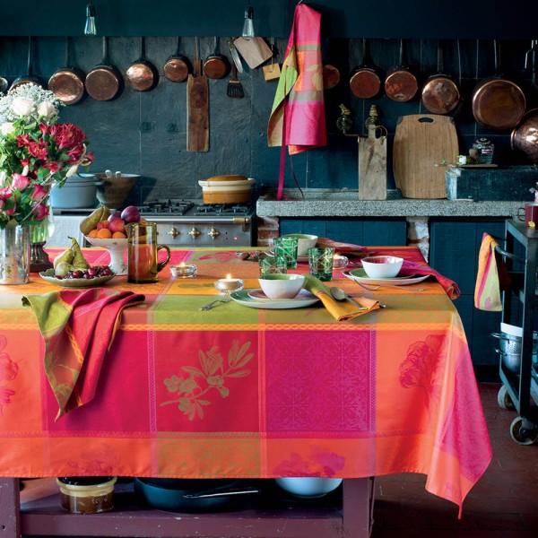 Abwaschbare Tischdecke Mille Tutti-Frutti Enduit