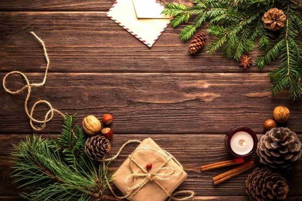 Geschenkgutschein Weihnachtsmotiv 1