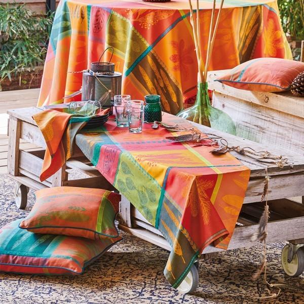 Abwaschbarer Tischläufer Mille Phoenix Enduit