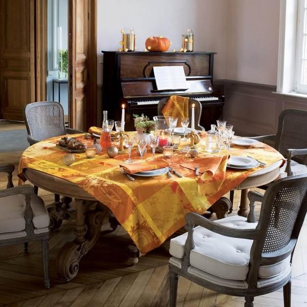 Abwaschbare Tischdecke Mille Banquets Enduit