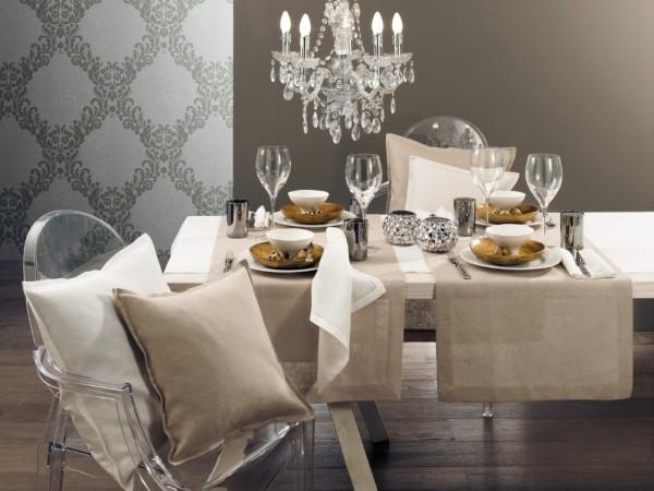 Leinen Tischset Jacqueline