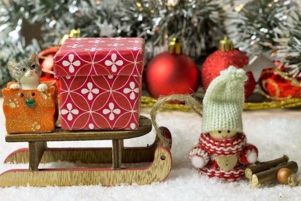 Geschenkgutschein Weihnachtsmotiv 10