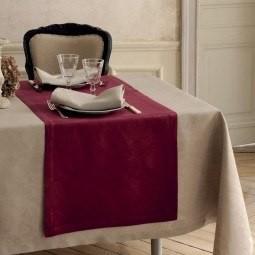 tischdecken und tischl ufer aus leinen von la tavola. Black Bedroom Furniture Sets. Home Design Ideas