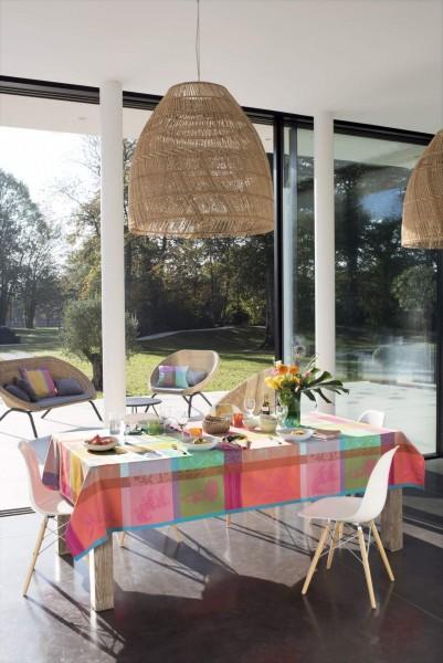 Abwaschbare Tischsets Mille Gardenias Enduit