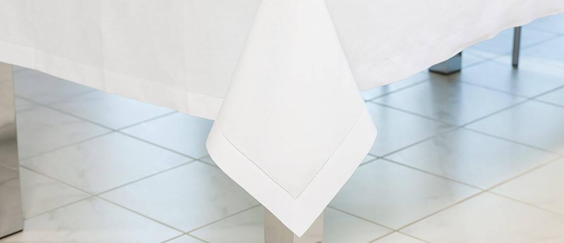 Das edle Tischtuch für die festliche Tafel