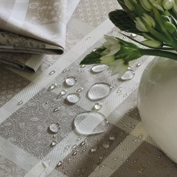 Abwaschbare Tischdecken & Tischläufer Mille Ladies Enduit