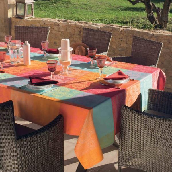 Abwaschbares Tischset Mille Sunshine Enduit