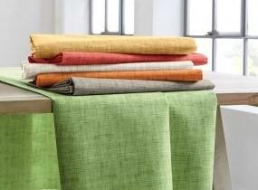 Abwaschbare Tischdecken & Tischläufer Pisa